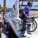 Folding Bikes are Ideal Boat Gear for Transient Boaters