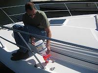 boat winterization
