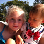 Kids Sun and UV Protection Products on Boats