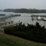 Chesapeake Bay Rivers Frozen Early