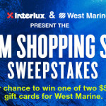 Interlux and West Marine Shopping Spree Sweepstakes