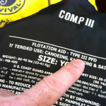 Life Jacket Type Code Labels for the U.S.