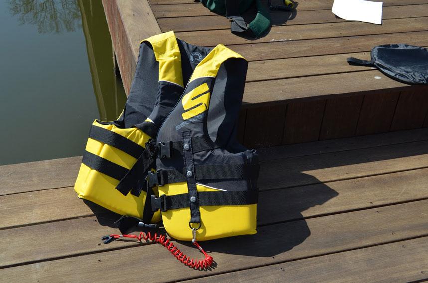 lifejacket safety on boats