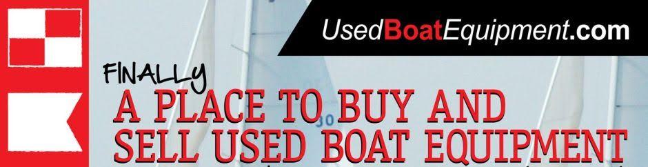 buy used boat equipment