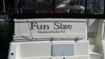 boat name fun size