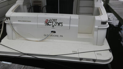 boat name lost claws