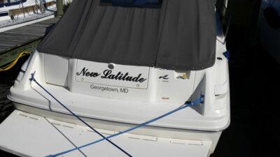 boat name new lattitude