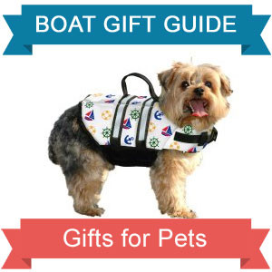 boat gifts for pets