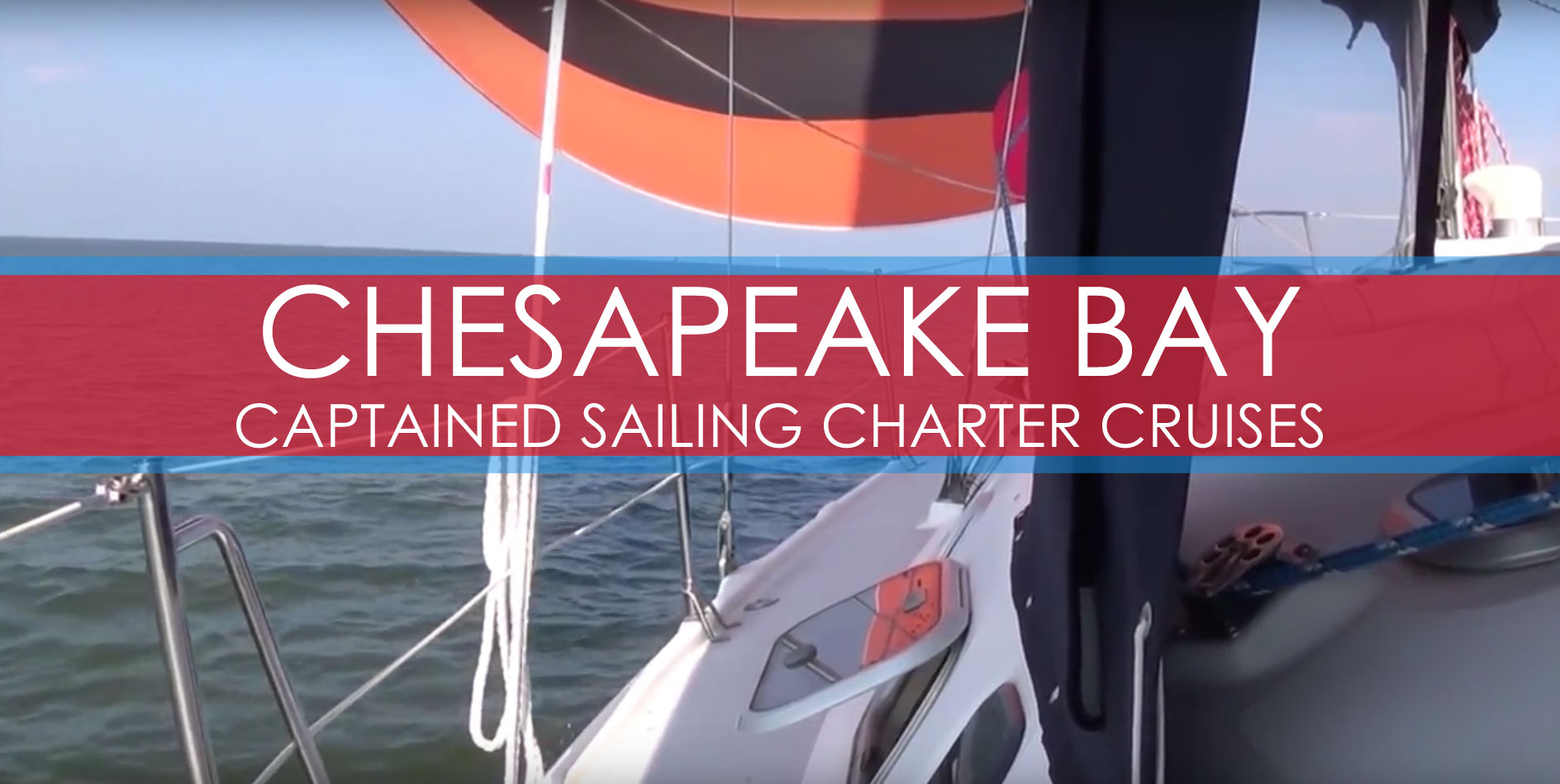 Chesapeake Bay Sailing Charters