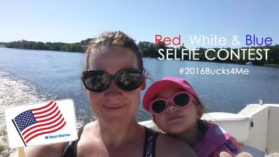 selfie contest west marine