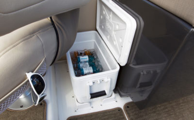 cooler boat packing