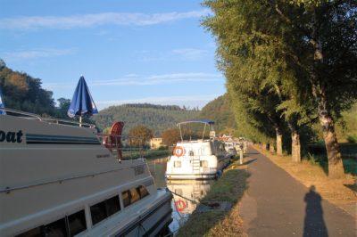 canal flotilla