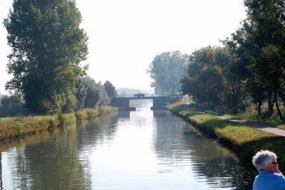 downstream canal cruising