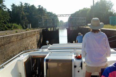 downstream gates