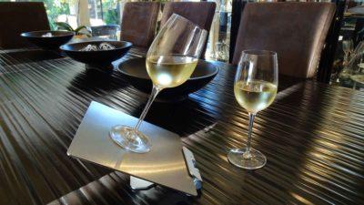 anti spill wine glass tray