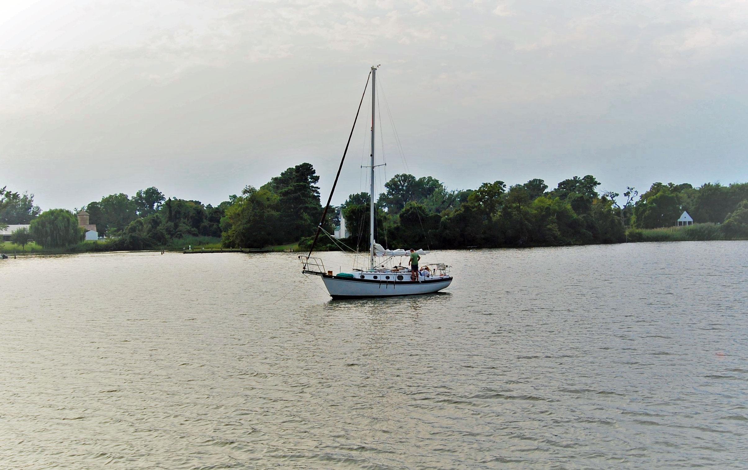 chesapeake sailing destinations