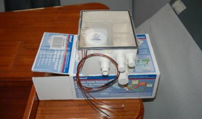 install new sump pump