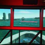CAPCA Tours the MITAGS Ship Simulator