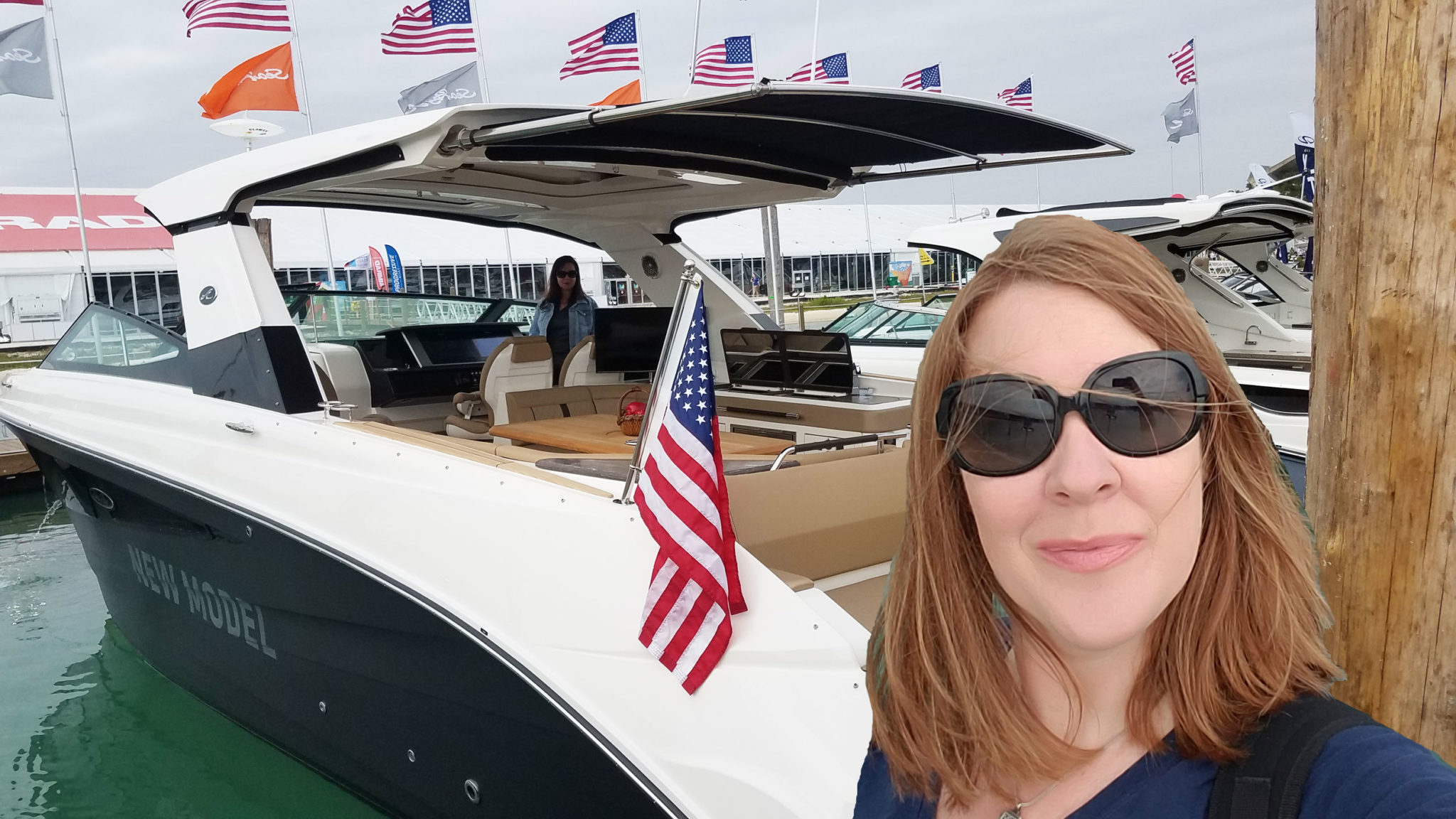 boating lifestyle Diane Seltzer