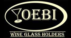 yoebi wine glass holders