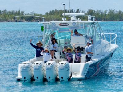 Barry Berhott Shurhold clean boats