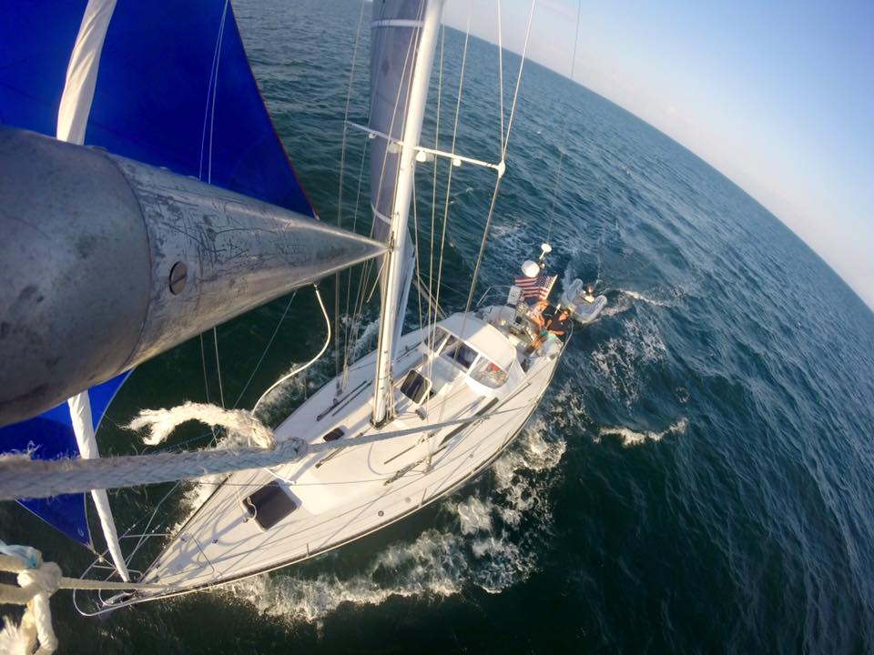 sailing lifestyle