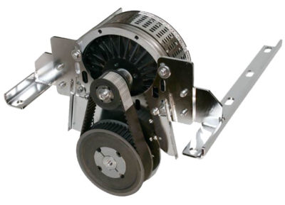 Thoosa 5000 electric engine