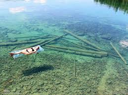 caribbean clear water