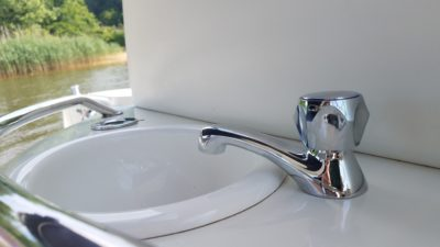boat sink faucet replacement