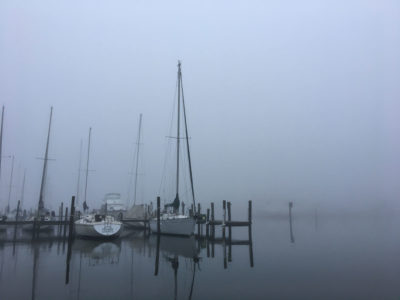 living aboard sailboat