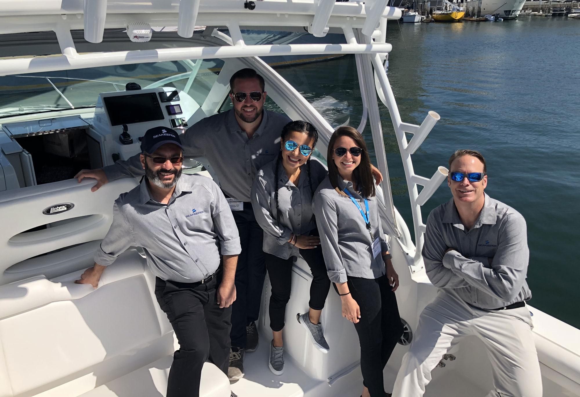 seakeeper team