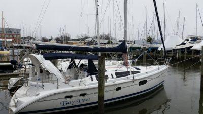 buy used sailboat
