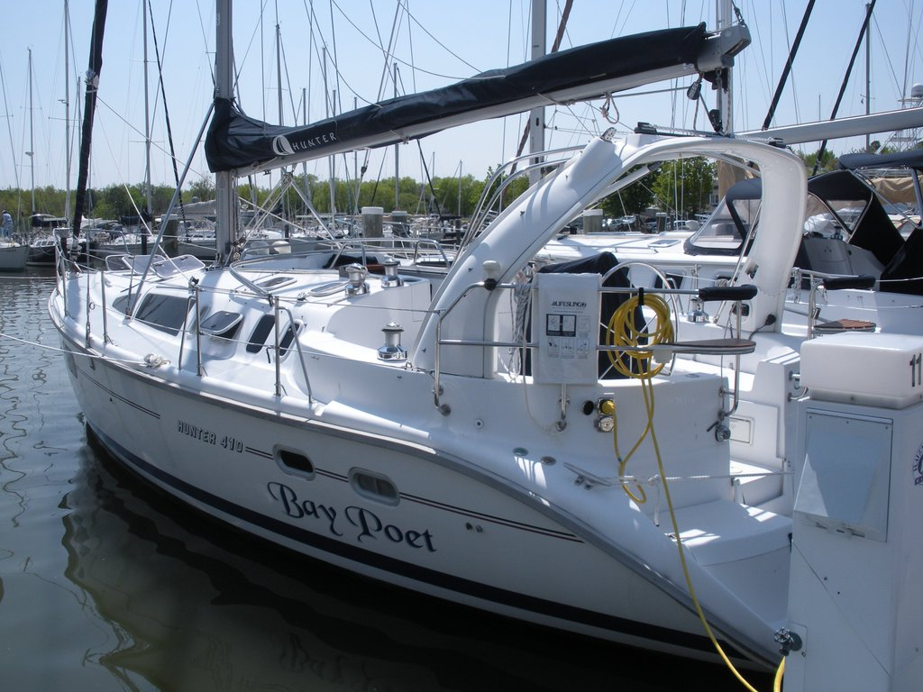 So You Want To Buy A Used Sailboat Buying The Boat My Boat Life