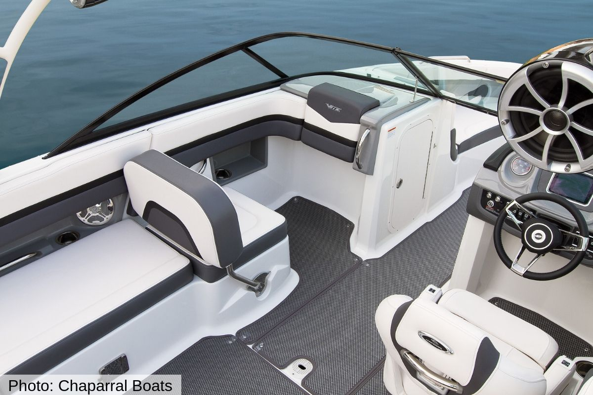 Replace Your Boat Carpet With New Boat Envy Vinyl Boat