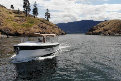 templar electric boating