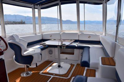 templar electric boats
