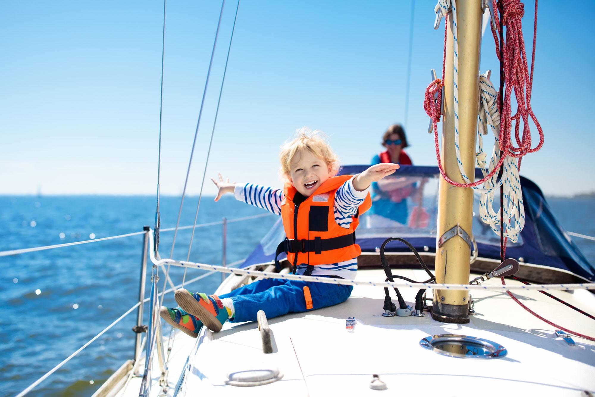 sailing propeller
