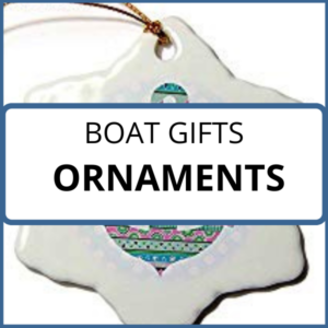 boat gifts ornaments