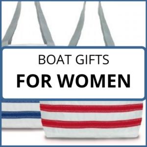boat gifts women