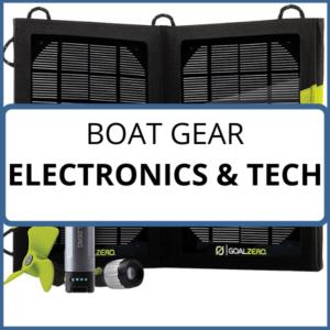 electronics boat gear