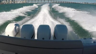 quad outboard engines
