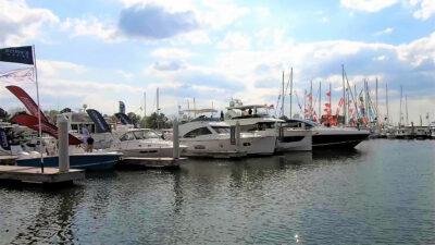 bay bridge boat show